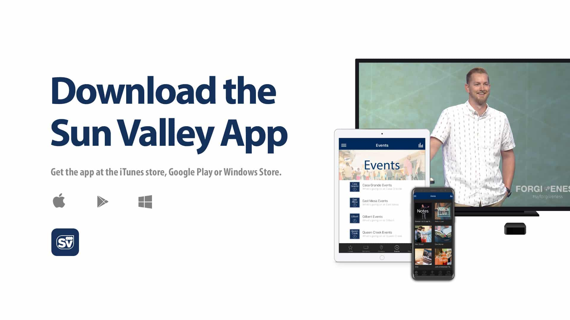Download the Sun Valley App